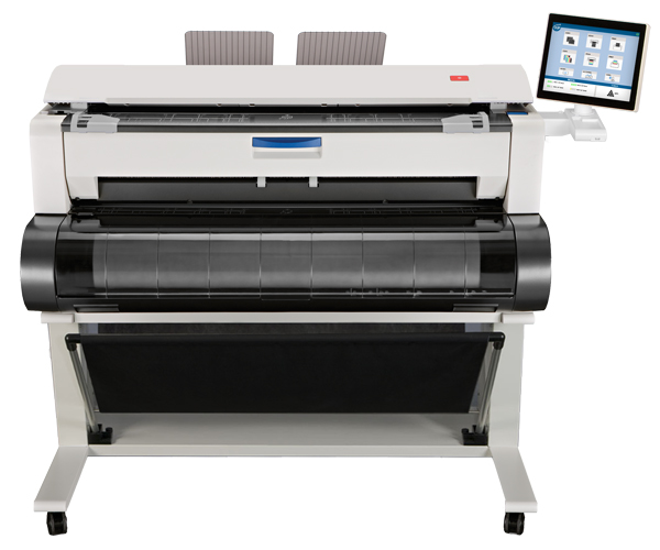 KIP 770 1 Roll Copy, Print and Color Scan System